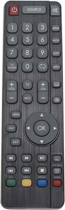 ALLIMITY SHW/RMC/0118 RF Mando a Distancia reemplazado por Sharp Aquos 3D HD Smart LCD LED TV LC-43CFG4042E LC-49CFF5221E LC-49CFF5222E LC-49CFG4041E LC-49CFG4041K LC-49CFG4042E: Amazon.es: Electrónica