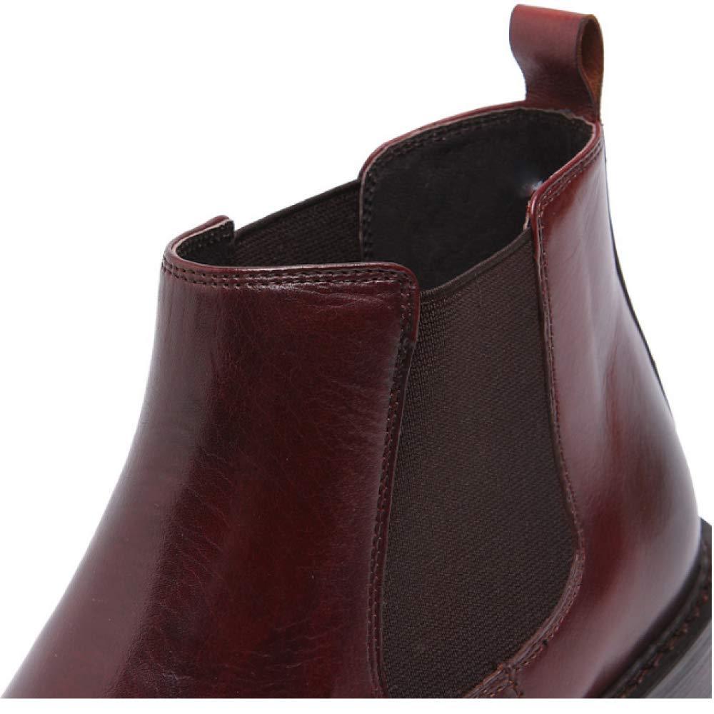 YCGCM Herrenschuhe, Broch, High Abriebfest Top Schuhe, Komfort, Hochzeitsschuhe, Mode, Abriebfest High Braun 9a6eab