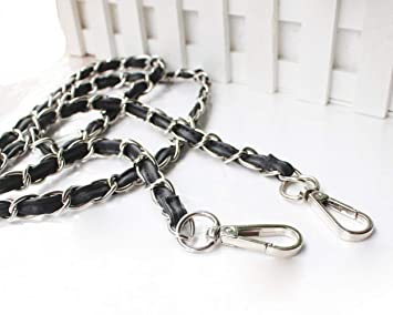 Prettyia Replacement Twisted Chain for Handbag Purse Crossbody Shoulder Bag