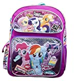 Backpack - My Little Pony Movie - Friendship - Best Reviews Guide