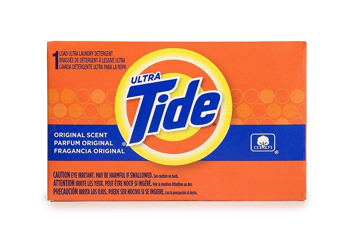 Tide Ultra Powder Coin Vend Detergent by Tide