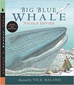 Big Blue Whale (Read, Listen, & Wonder)