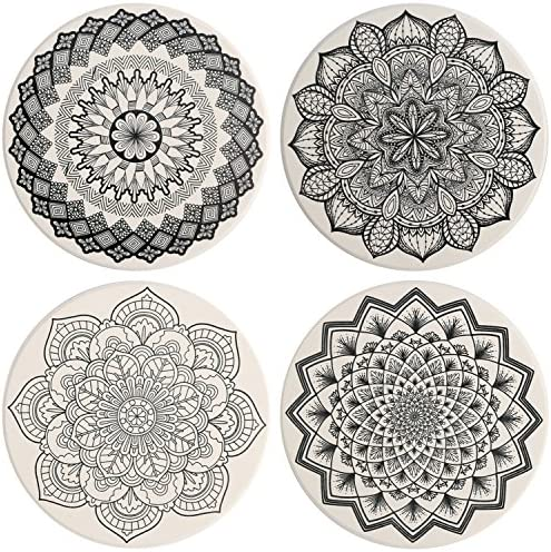 IPHOX Drink Coasters Absorbent Scratching product image