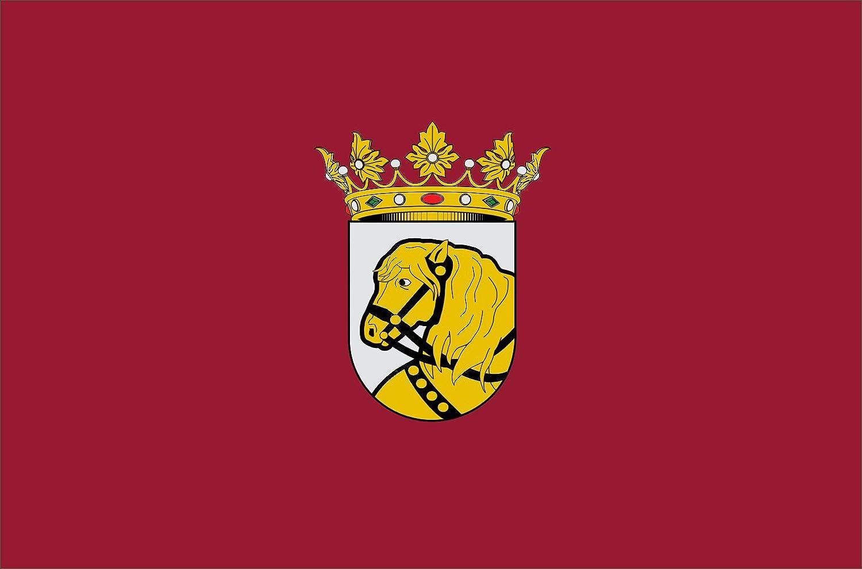 magFlags Bandera Large Cuéllar, Segovia, España | Bandera Paisaje ...