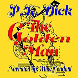The Golden Man Audiobook