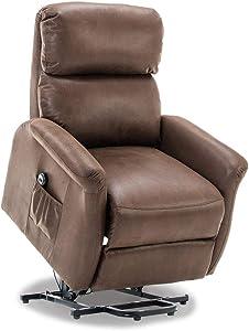 BONZY Recliner Classic Power Lift Chair