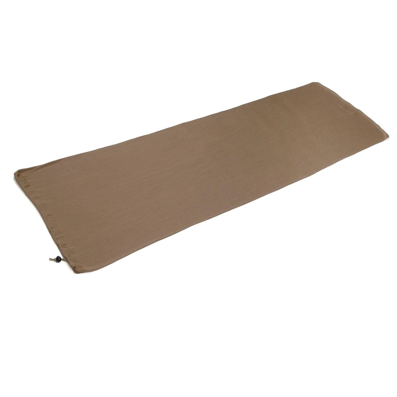Snugpak Thermalon Sleeping Bag Liner, Desert Tan by SnugPak