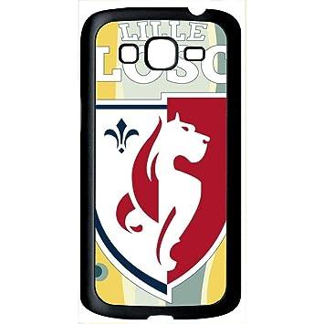 Carcasa Samsung Galaxy Grand 2 G7106 escudo Club FC Lille ...