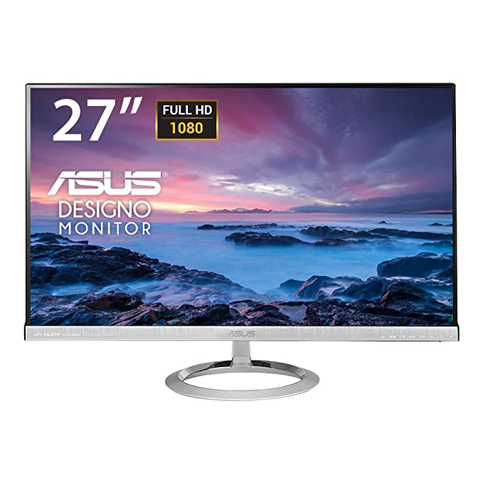 ASUS MX279H Monitor LCD de 27 pulgadas con iluminación LED: Amazon ...