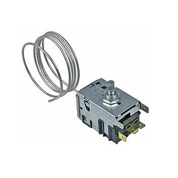 ORIGINAL Thermostat Temperaturregler 077B6532 Danfoss Kühlschrank Gorenje 596249