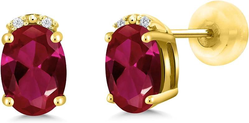 3.42 22kt Gold Plated Natural Raw White Topaz Flower Earrings  Three Rough Gemstone Earrings  November Birthstone  Gift Idea RO74