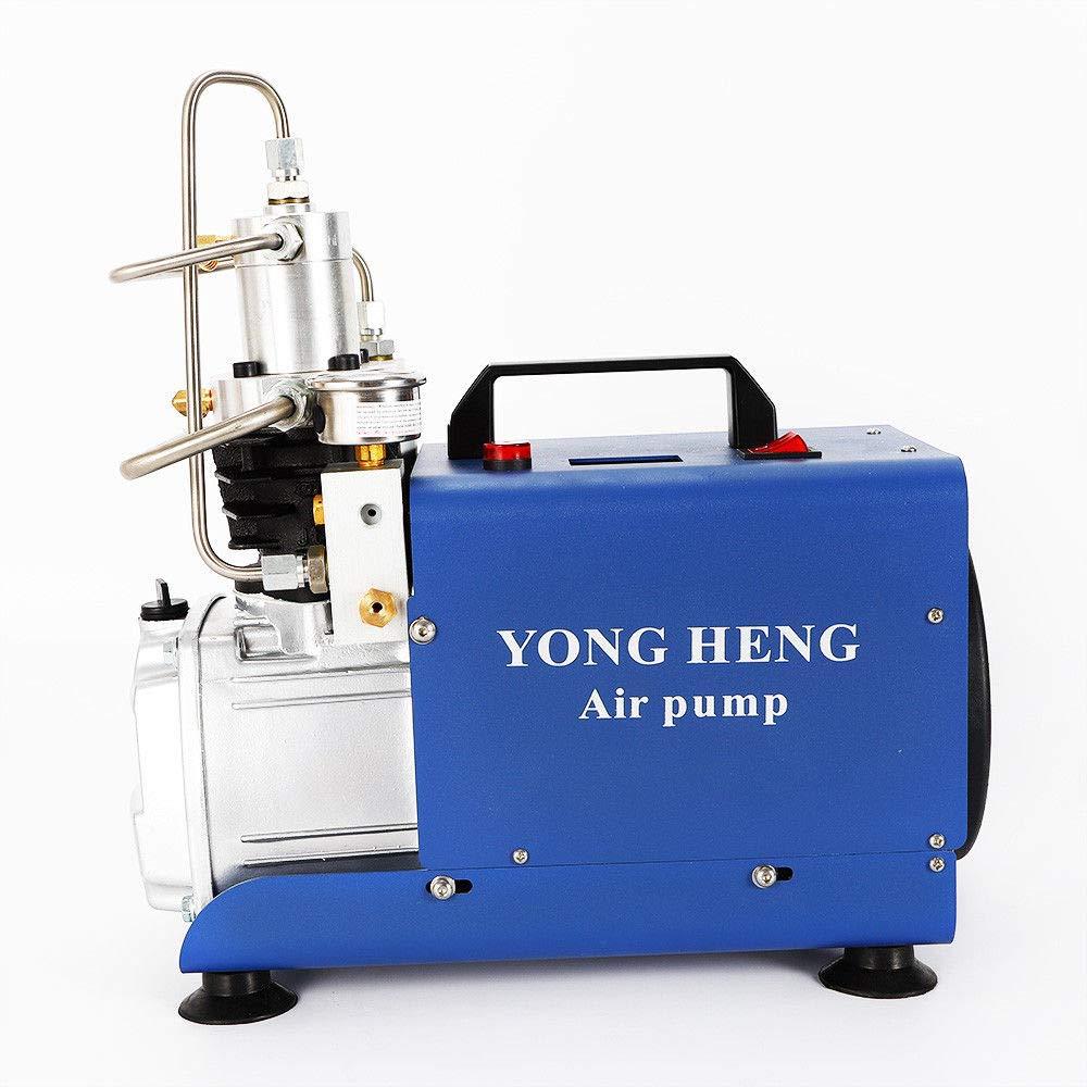 DiLiBee Compresor de aire de alta presi/ón autom/ático del compresor de aire de PCP 30Ppa 4500PSI 1800W autom/ático