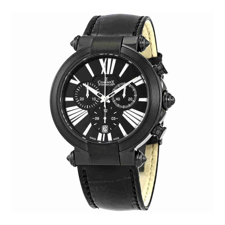 スイスのCharmex Cambridgeクロノグラフメンズ腕時計2795 B07DQRCX6T