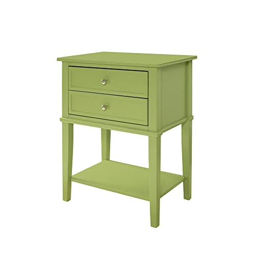 Ameriwood Home Franklin End Table, Green