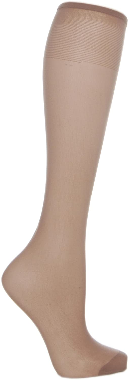Cosyfeet Extra Roomy Everyday Knee Highs 20 Denier NPP31X