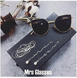 Unisex gogoboi Charming Angel wings Arrow glasses For wangderland sunglasses - blue sSBh6oY0Lk