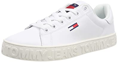 Tommy Jeans Cool Sneaker, Sneakers Basses Femme: