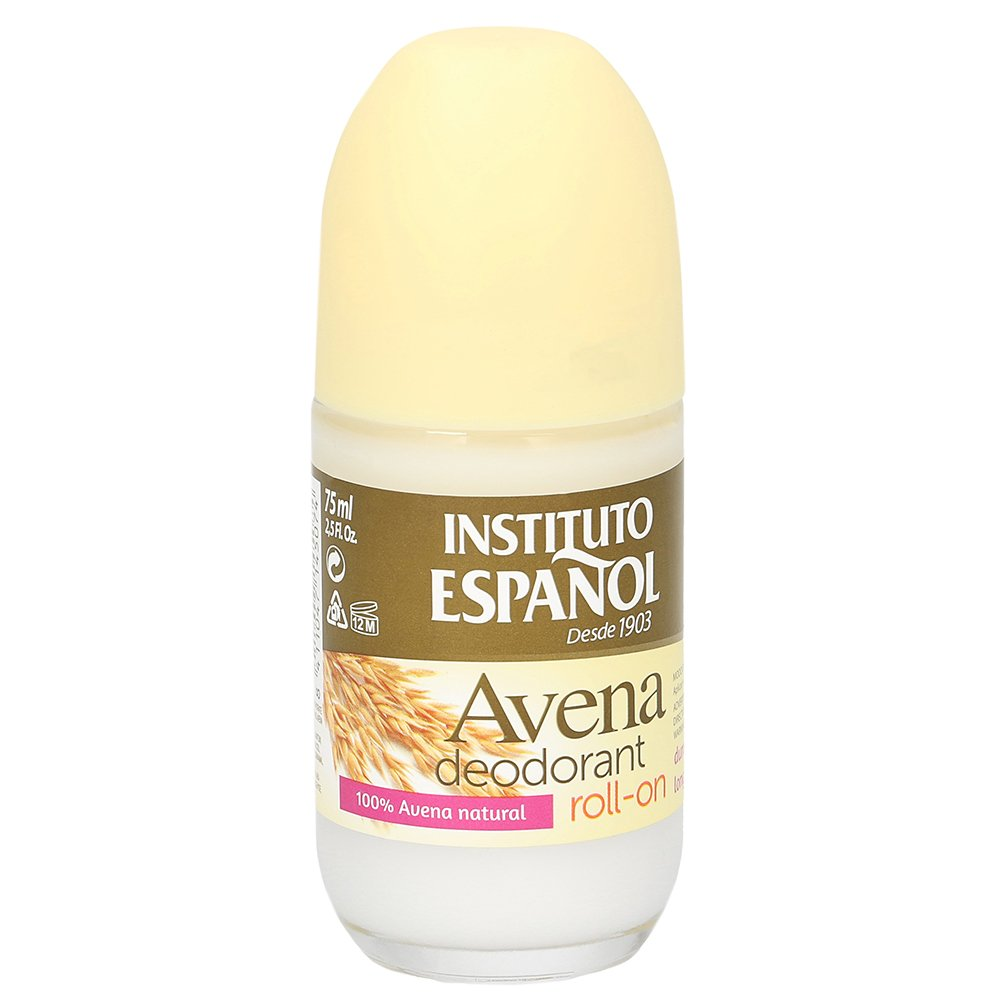 AVENA OAT ROLL ON DEODORANT SOFT FRESH NEUTRALIZES ODORS ALL DAY NO IRRITATION