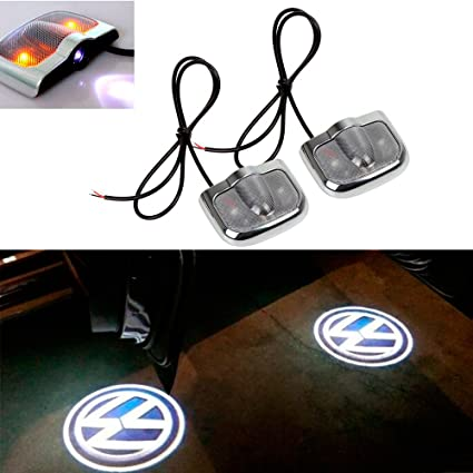 Amazon Champled For Vw Volkswagen Laser Projector Logo