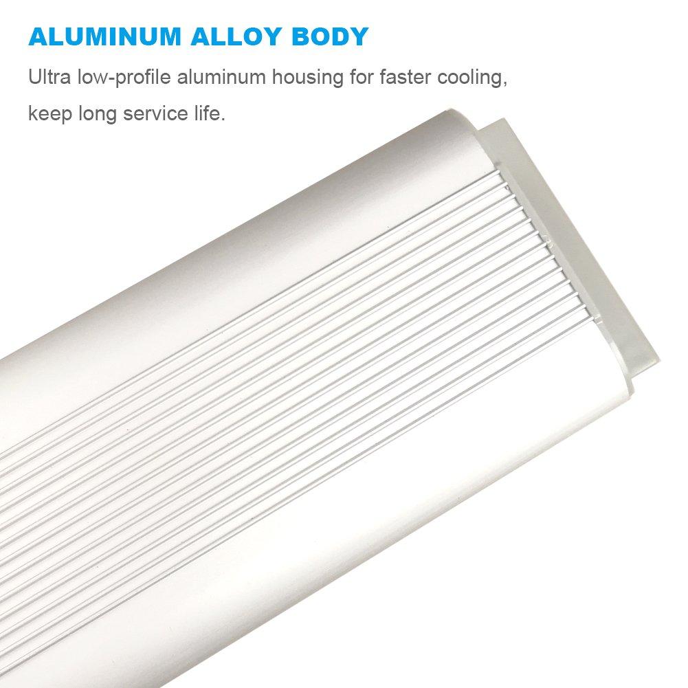 GOOBAT Iluminación LED para Acuarios, Lampara de LED para 45-50cm Acuarios, 13,5W: Amazon.es: Productos para mascotas