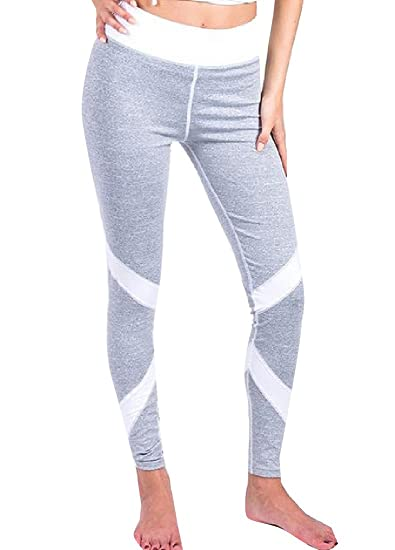 Abetteric Women Yoga Fashion Active Jeggings Cropped Leggings At