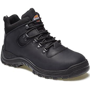 Dickies FA23380A BK 5+ Fury zapatos de alta seguridad S1-P, talla 39