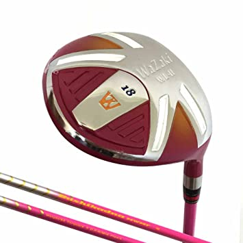 Japan Wazaki WL-IIs Lady Mx - palo de golf de acero y madera ...