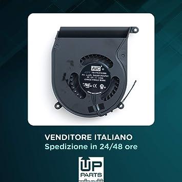 UP PARTS UP-FNA005 - Ventilador para Apple Mac Mini A1347, a ...