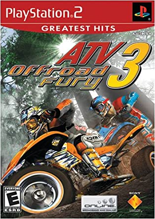ATV Offroad Fury 3: Sony PlayStation 2: Computer and Video