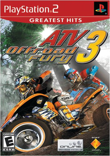 ATV Offroad Fury 3 - PlayStation 2