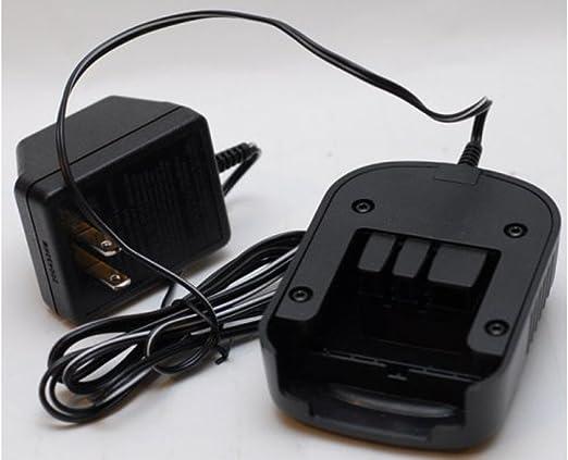 Cargador de bater/ía Ni-MH//Ni-Cd para Black /& Decker Taladro HPB18-OPE HPB18-OPE HPB14/HPB12/hpb96/9.6/V 12/V 14.4/V 18/V batteries