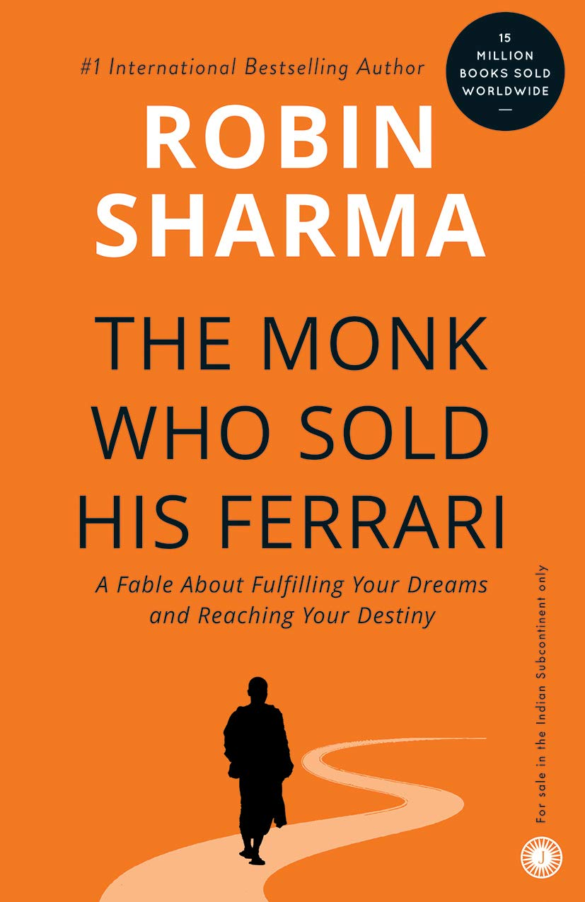 The Monk Who Sold His Ferrari Book Pdf