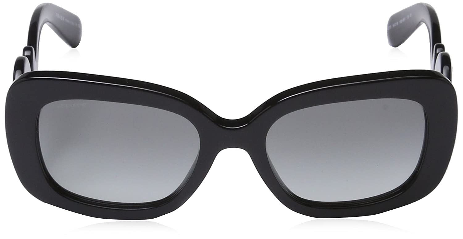 63a967c79b04 Amazon.com  Prada Women s Baroque Square Sunglasses
