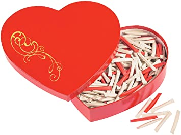 Liebes Geschenk Love Heart Herzbox Der Liebesbeweis Mit überraschung Jeder Tag Neue Botschaft Zum Valentinstag