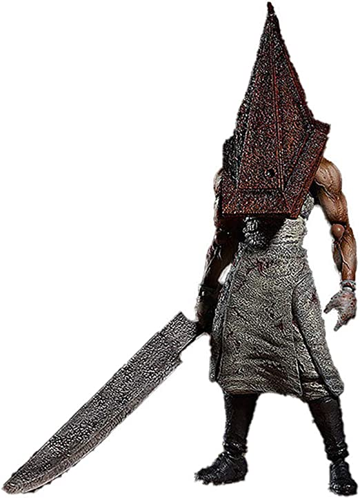 silent hill pyramid head real face