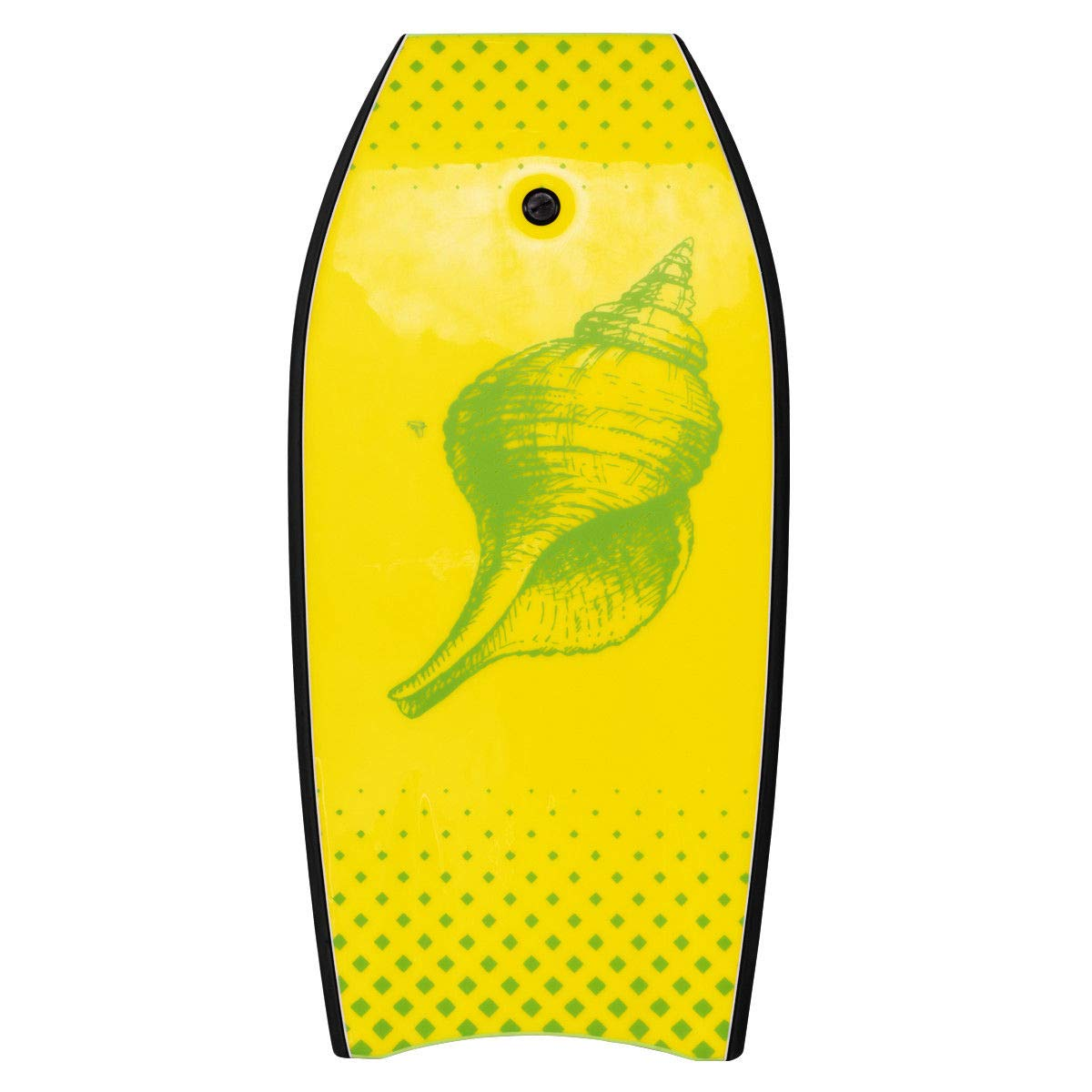 oldzon 41'' Lightweight Super Bodyboard Surfing W/Leash IXPE Deck EPS Core Boarding Ebook