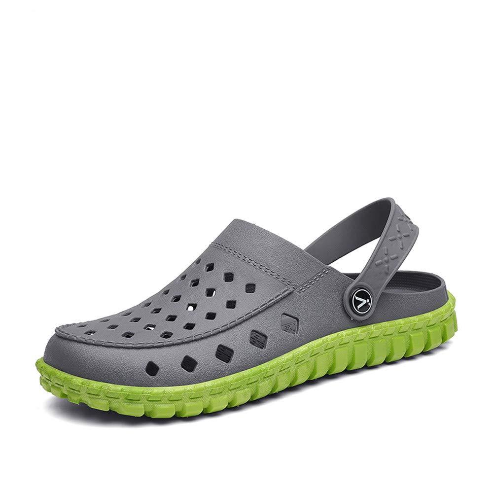 Yvelands Chanclas al Aire Libre para Caminar al Aire Libre Zapatillas de Hombre Casuales Zapatillas de Playa de Verano: Amazon.es: Ropa y accesorios