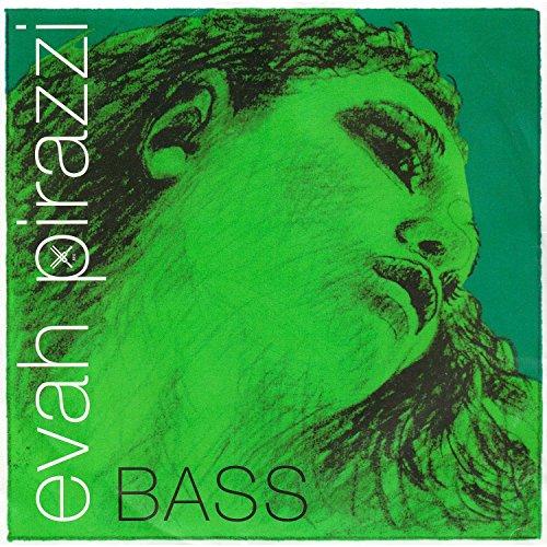 Pirastro Evah Pirazzi 3/4 String Bass String Set - Medium Gauge
