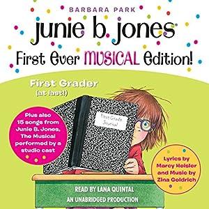 Junie B. Jones First Ever MUSICAL Edition! Audiobook