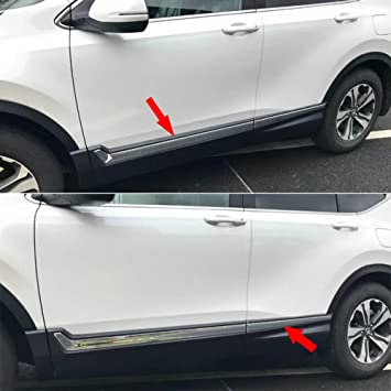 Beautost Fit for Honda 2017 2018 2019 CR-V CRV Rear Interior Bumper Sill Plate Guard Cover Trim Stainless Steel Kate Wenzhou automobile supplies factory