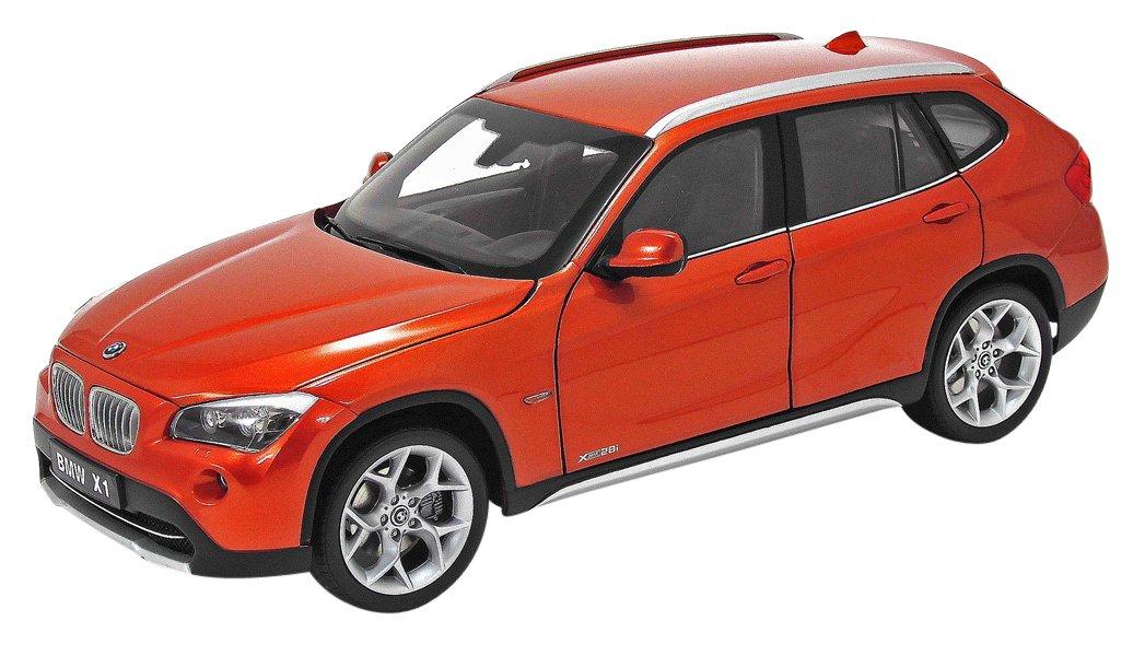 京商オリジナル 1/18 BMW X1 xDrive 28i (ヴァレンシアオレンジ) 完成品 B00K75NQB8