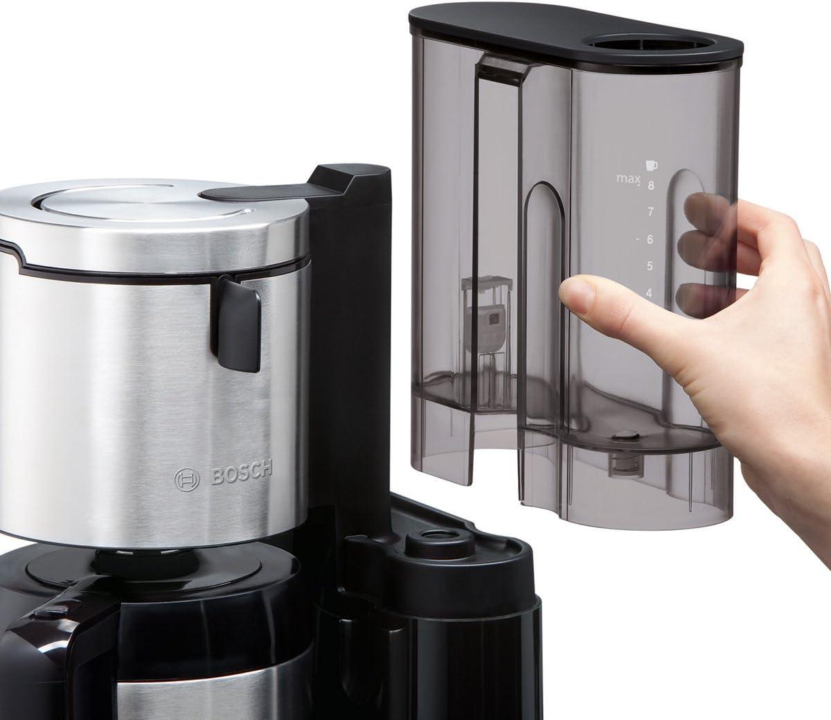 Lohnt sich eine Kaffeemaschine mit Thermoskanne und abnehmbaren Wassertank?