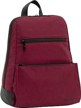 Mochila Juvenil con un Compartimento Acolchado para Transportar el portátil o la Tablet. Bolsillo Frontal con 2 Compartimentos y un pequeño Bolsillo con ...