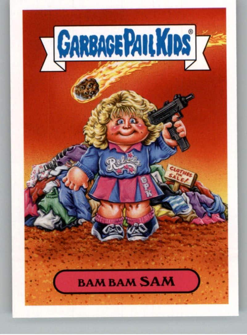 12B BAM BAM SAM 2019 GPK Revenge Oh Horror-ible CULT NIGHT OF THE COMET
