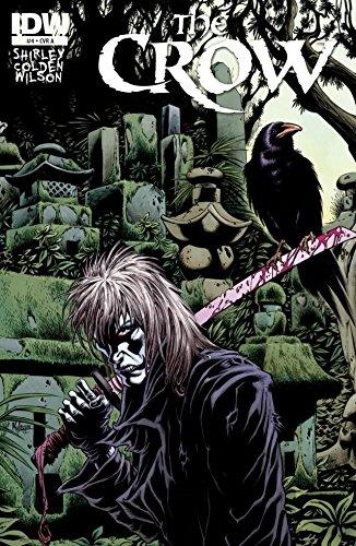 The Crow Comic Pdf