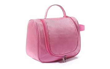 c7adef1b21 Image Unavailable. Image not available for. Colour  House of Quirk Toiletry  Bag Travel Organizer ...