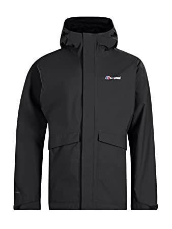 Berghaus Men's Dalemaster Waterproof Jacket: Amazon.co.uk: Sports ...