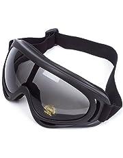 99fe7a2a67816 Lunettes de Protection Masque de Visage Incassable Anti-UV Coupe-Vent  Anti-Poussière