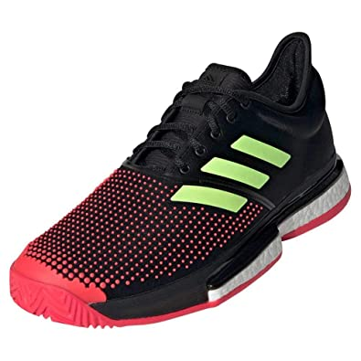 Amazon.com | adidas SoleCourt Boost Shoes Men's | Tennis ...