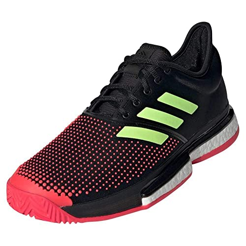 7c61ea3d182 Amazon.com | adidas SoleCourt Boost Shoes Men's | Tennis & Racquet ...